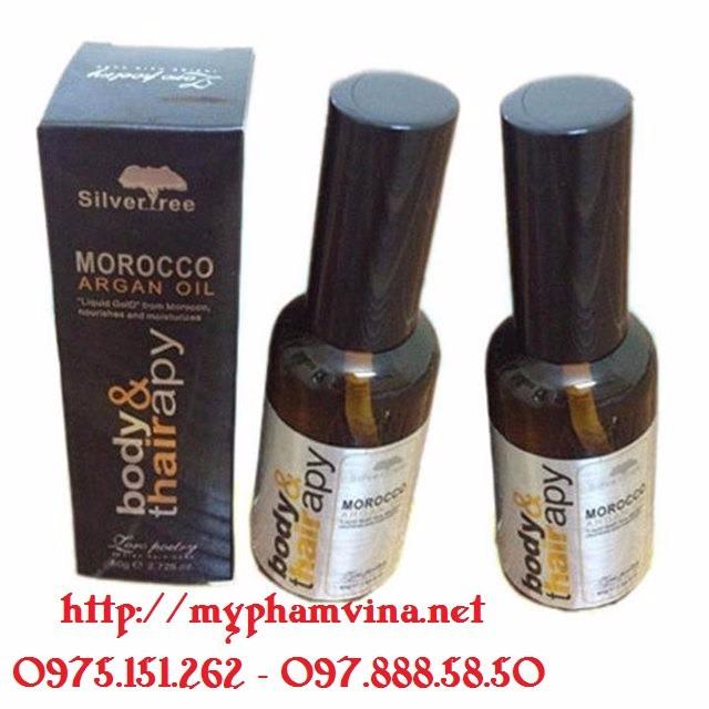 Tinh Dầu Dưỡng Tóc Morocco Argan Oil - BODY THAIRAPY 1