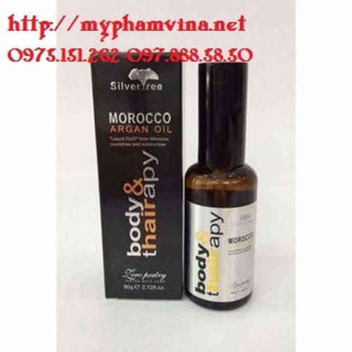 Tinh Dầu Dưỡng Tóc Morocco Argan Oil - BODY THAIRAPY 2