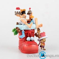 Mô Hình Luffy - One Piece MS 21