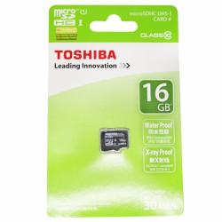 Thẻ nhớ Micro SD 16G TOSHIBA  CLASS 10