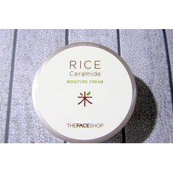 KEM DƯỠNG ẨM RICE CERAMIDE MOISTURE CREAM THE FACE SHOP
