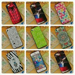 Iphone 5 - 5s - 5se Ốp Dẻo In Hình Nổi 3D