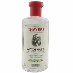 Nước hoa hồng Thayers Witch Hazel Aloe Vera Formula Alcohol Free Toner