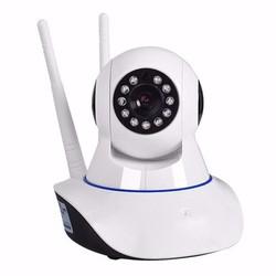 Camera IP robo 2 anten - xem qua điện thoại