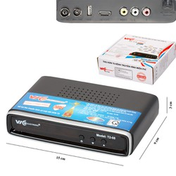 Đầu Thu Truyền Hình Kỹ Thuật Số Mặt Đất DVB-T2-08 VIC Electronic