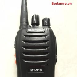 bộ đàm motorola MT918