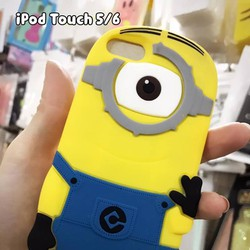 Ốp Minions iPod Touch 5 6 iPhone 5C 5 5S SE 6 6S 6Plus