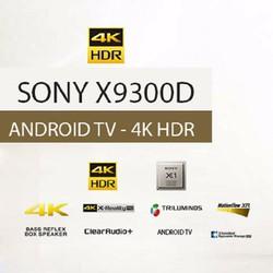 Tivi Sony 55 inch Smart  4K HDR  55X9300D