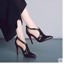 Giày cao gót mũi nhọn FLY sang trọng