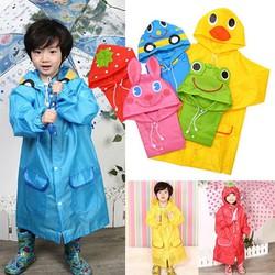 Áo mưa xuất Nhật cho bé-áo mưa trẻ em