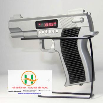 Máy phát nhạc mô hình khẩu súng