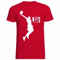 Áo thun bóng rổ LeBron James