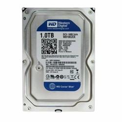 Ổ cứng để bàn HDD 1TB Western Blue 3.5 inch Sata - Xanh