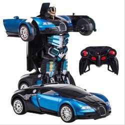 Ô tô biến hình thành robot chỉ với cái phẩy tay