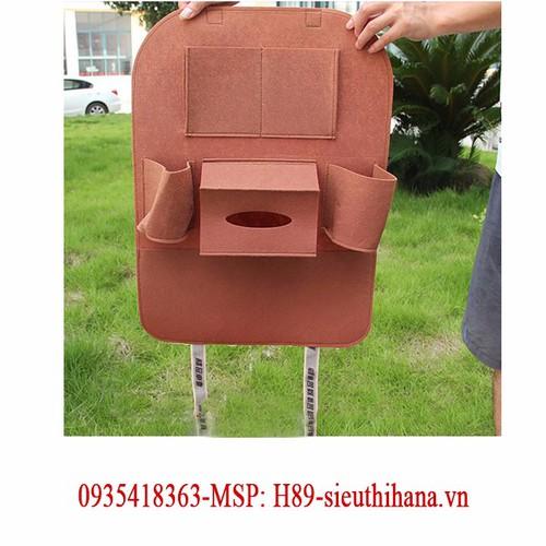 Bộ 2 yếm sau ghế xe hơi đựng đồ vật, máy tính bảng, điện thoại H89 - 4110276 , 4519473 , 15_4519473 , 498000 , Bo-2-yem-sau-ghe-xe-hoi-dung-do-vat-may-tinh-bang-dien-thoai-H89-15_4519473 , sendo.vn , Bộ 2 yếm sau ghế xe hơi đựng đồ vật, máy tính bảng, điện thoại H89