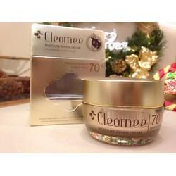 Kem Dưỡng Trắng Da Sữa Lừa Cleomee Moisture Repair Cream