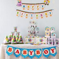 BỘ PHỤ KIỆN SINH NHẬT HAPPY BIRTHDAY