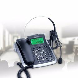 Điện thoại tổng đài kèm tai nghe Hion