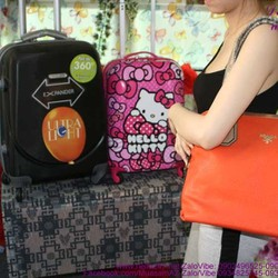 Túi xách thời trang công sở Pra sành điệu sang trọng TXVP5