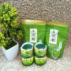 Bột Trà Xanh Matcha Milk Nhật Bản  200g