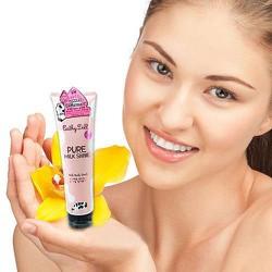 Tẩy Tế Bào Chết Pure Milk Shine Cathy Doll Thái Lan 320ml
