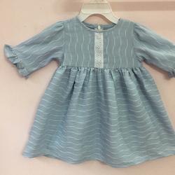 Đầm baby doll bé gái xinh xắn