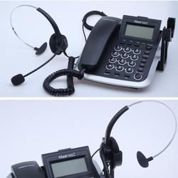Điện thoại tổng đài có kèm tai nghe