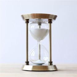 Đồng hồ cát khung kim loại-Loại nhỏ