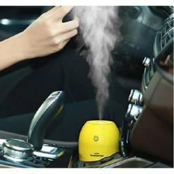 Cốc phun sương tạo ẩm cực tiện lợi cho xe hơi