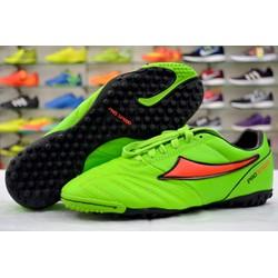Giày đá banh sân cỏ nhân tạo Prosper xanh lá