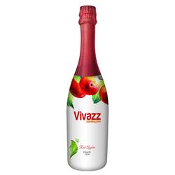 Vivazz-Nước trái cây có gas Người lớn Táo đỏ