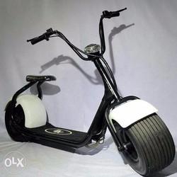 Xe máy điện Harley Scooter 2016