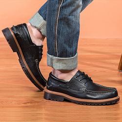 Giày nam da bò cao cấp,kiểu dáng thời trang mẫu mới ZS048