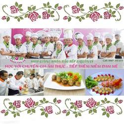 Khóa học Đầu bếp chuyên nghiệp và Quản lý