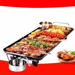 Bếp Nướng Điện Không Khói Vân Đá Hoa Cương NX2098