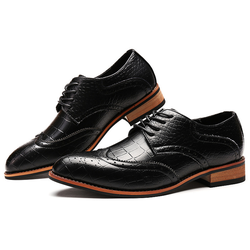 Giày da oxford nam cao cấp mẫu mới 2017 ZS047