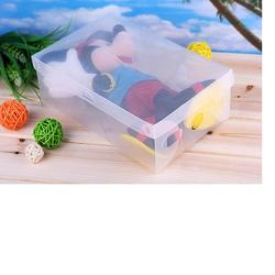 Combo 10 hộp đựng giầy nhựa trong suốt
