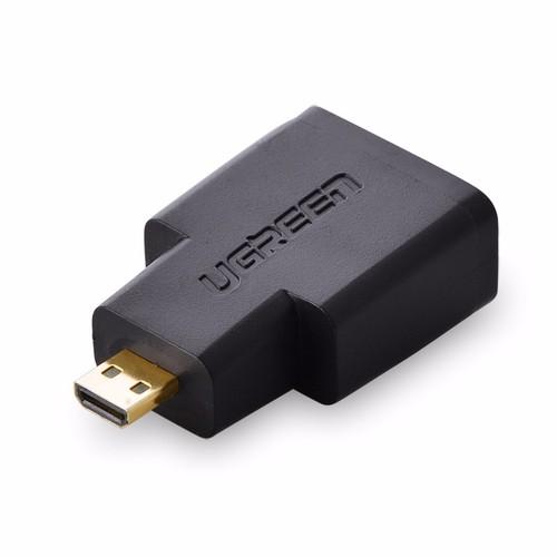 ĐẦU CHUYỂN MICRO HDMI TO HDMI UGREEN 20106
