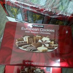Chocolate Kirkland- Hộp đỏ