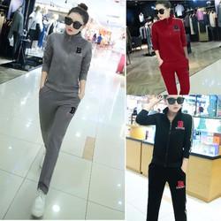 Bộ quần áo thể thao nữ TL145