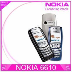 Nokia 6610i chính hãng Loại 1, phụ kiện đầy đủ