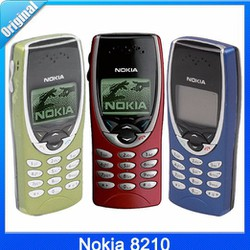 Nokia 8210 Chính hãng loại 1, phụ kiện đầy đủ