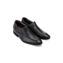 Giày tăng chiều cao Huy Hoàng màu đen HH7187