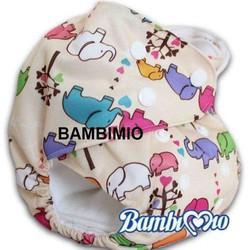 Bambimio tả vải hiện đại Ban ngày size M 6_13kg