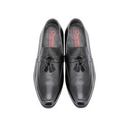 Giày tăng chiều cao Huy Hoàng màu đen HH7176