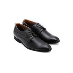 Giày tăng chiều cao Huy Hoàng màu đen HH7186