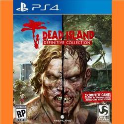 Đĩa Dead Island Definitive Edition - PlayStation 4 - hệ US