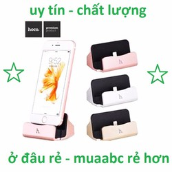 Đế Sạc Iphone 5 6 7 Chính Hãng Hoco