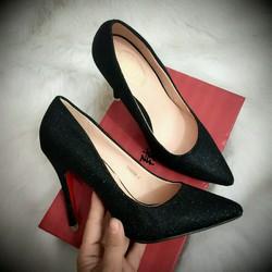 Hàng loại 1 giày cao gót mũi nhọn