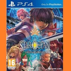 Điã Star Ocean Integrity and Faithlessness - PlayStation 4 - hệ US